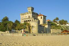 Estoril castle, Portugal - stock photo