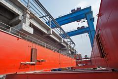 Kiina, suurten nopeuksien rautatiejärjestelmän rakentamisen Kuvituskuvat