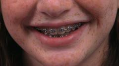 Silver Smile by Eva-Lution Studios - 434 Stock Footage