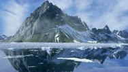 Mountian Scene in 3D Layers Stock After Effects
