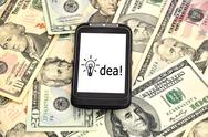 Stock Photo of idea concept