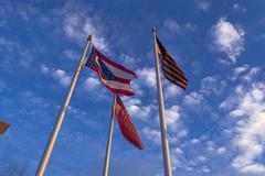 Ohio Flag Kuvituskuvat