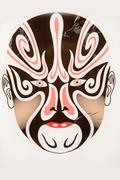 Chinese opera masks, mask Stock Photos