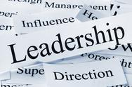 Stock Photo of leadership concept
