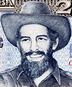Camilo Cienfuegos - stock photo