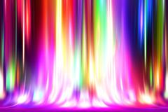Stock Illustration of colorful  radial radiant effect