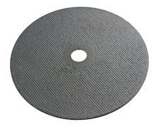 Abrasive disk for metal cutting Stock Photos
