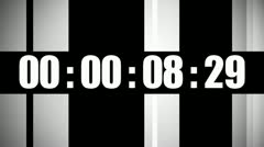 Timecode Stock Footage