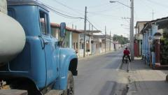 Village in Cuba Stock Footage