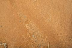 Rusty steel plate Stock Photos