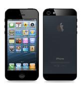 New Apple iPhone 5 - stock illustration