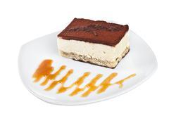 Dessert - cake Stock Photos