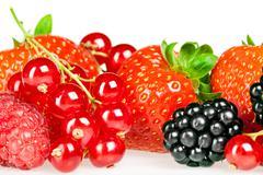 berrys - stock photo