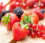 Stock Photo of strawberry