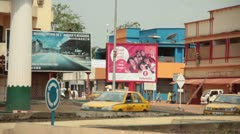 African Street 06 - stock footage