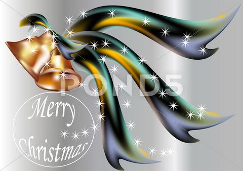 Stock Illustration of merry christmas