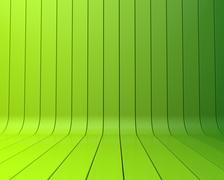green background - stock illustration
