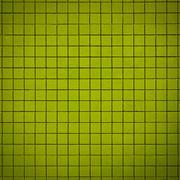 Green Grid - stock photo
