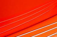 Orange Abstract Stock Illustration