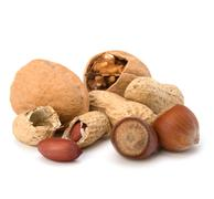 Various nuts mix Stock Photos