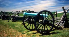 Napoleon, 12 lb cannon Stock Photos