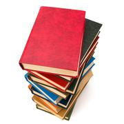 Book stack Stock Photos