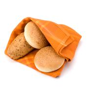 Stock Photo of fresh warm bread