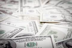 Money background. Stock Photos