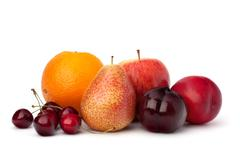 fruit variety - stock photo