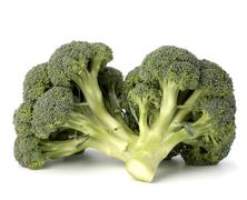 broccoli vegetable - stock photo