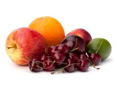 Stock Photo of fruit variety