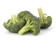 broccoli vegetable - stock photo