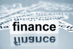 Stock Photo of finance