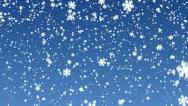 Stock Video Footage of christmas snow 04