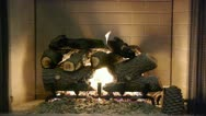 Stock Video Footage of Fireplace-4