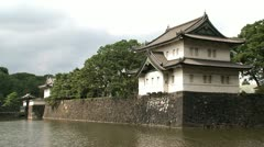 Imperial Palace Stock Footage