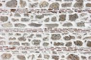 Ancient wall background Stock Photos