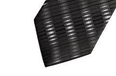 necktie part - stock photo