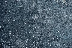 wet asphalt texture - stock photo