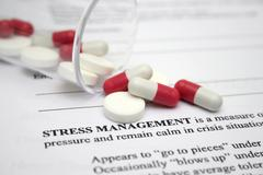 Stock Photo of stress management