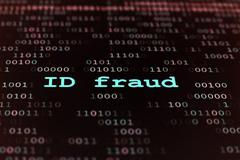 Id fraud Stock Photos
