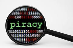 piracy - stock photo