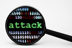 Stock Photo of attack