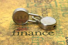 Finance concept Stock Photos