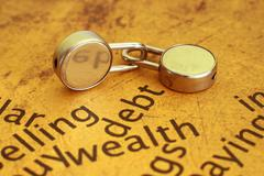 wealth concept - stock photo