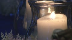 Candle Globe HD Seamless Loop by Thos Stock Footage