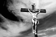 The Crucifixion 2 - stock photo