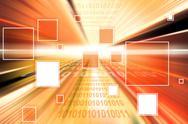 Technology background l Stock Illustration