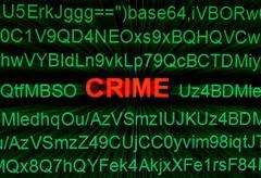 Crime concept Stock Photos