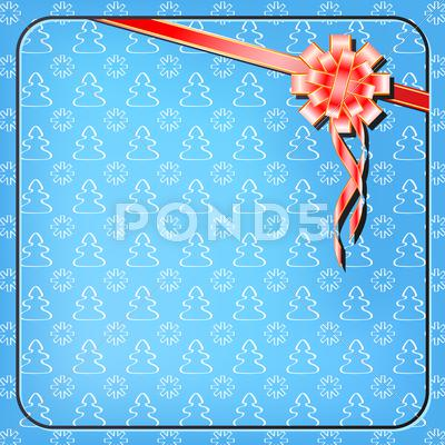Stock Illustration of vector xmas packing